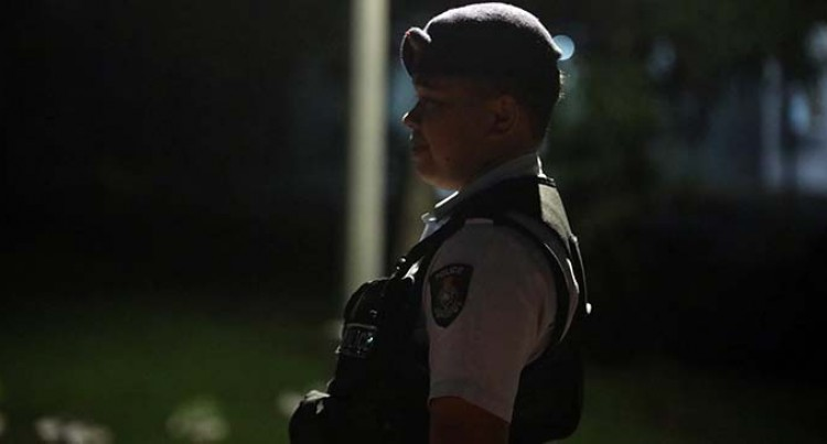Loiterers, Drunk Among Six Curfew Arrests