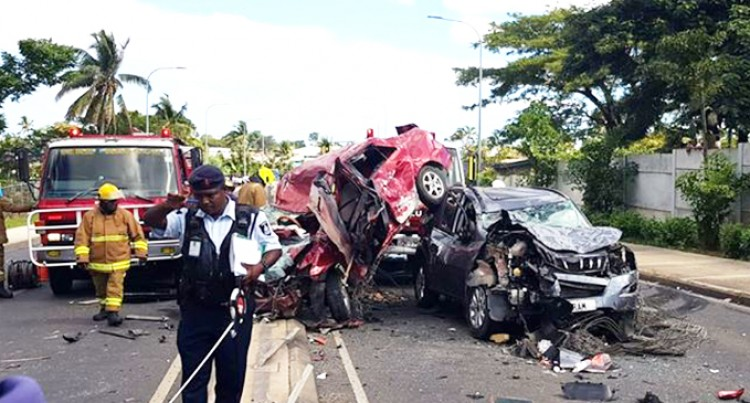 One Dead, Two In Hospital After Horrific Nadi Crash