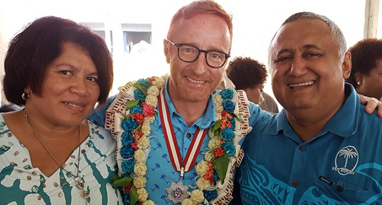 Taking Fiji Rugby to Greater Heights: Q&A With Fiji Rugby Union Chairman And CEO