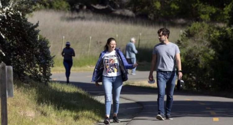 COVID-19 Cases Surging In San Francisco Bay Area