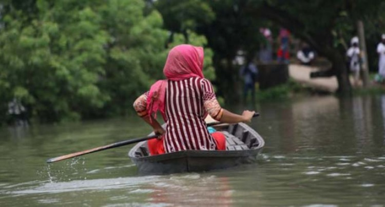 UN Highlights Destruction Of Floods In Bangladesh