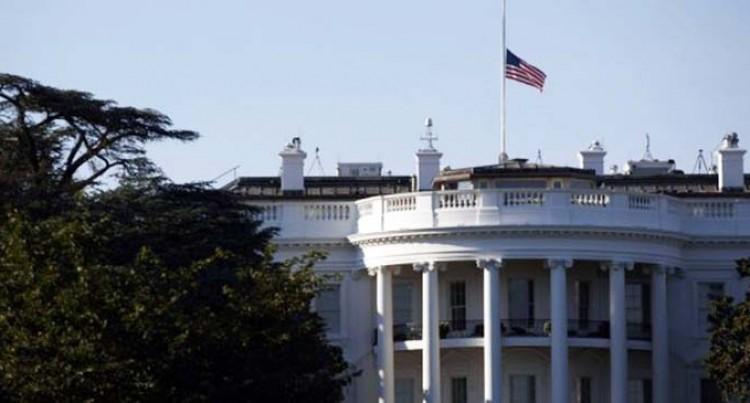 Late U.S. Congressman John Lewis Lies In State In Capitol