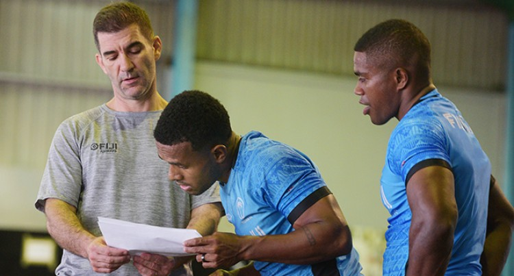 Fiji 7s Coach Gareth Baber's Contract Extended