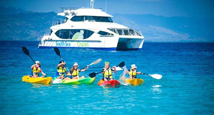 Let's Go Local: South Sea Cruises Ready For Festive Season