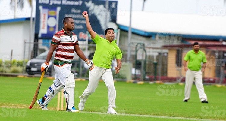 Fiji Cricket T-10 Bula Bash Competition At Albert Park, Suva