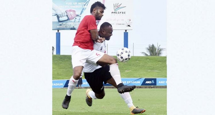 Rewa Football Team Successful In Maintaining Lead
