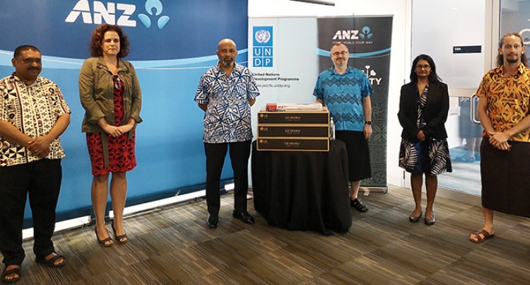 ANZ Fiji, UNDP Partners To Support NGOs And Social Enterprise's Work