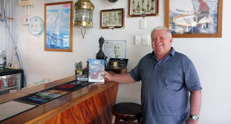 Australian Publishes Book On Fiji, Pacific Adventures