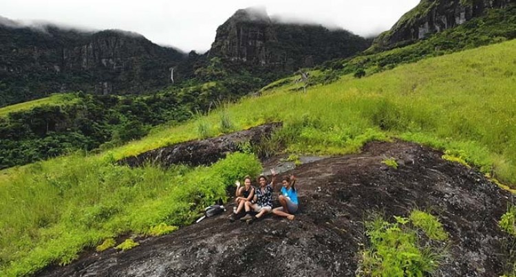 Let's Go Local: Abaca Fiji- Waterfalls, Mountains Call