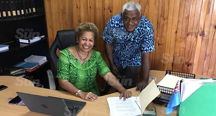 Emele Takes Charge At SODELPA Party Office