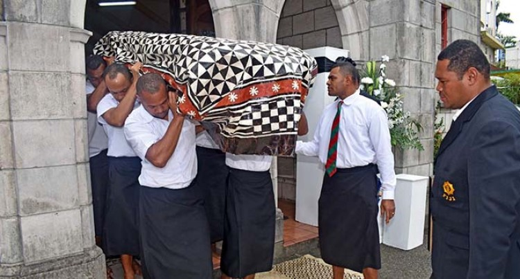 Former First Lady Laid To Rest
