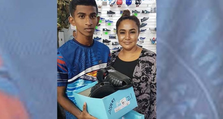 Shoe4FijianChild Initiative Assists Less Fortunate Students