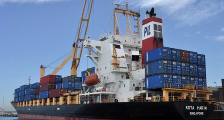 More Container Vessels Call Into Ports