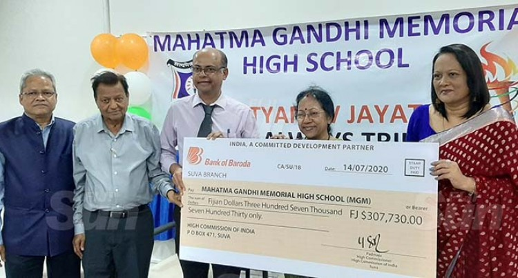 $307K Boost To Upgrade MGM High's IT Facility