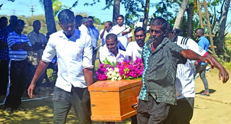 Kabisi Alleged Stabbing Victim Laid To Rest In Nadi