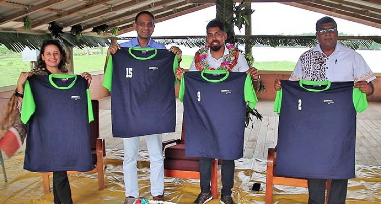 Roy Krishna Launches Football Team