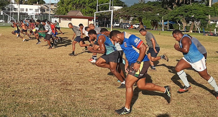 Lautoka Ready To Take On Tailevu