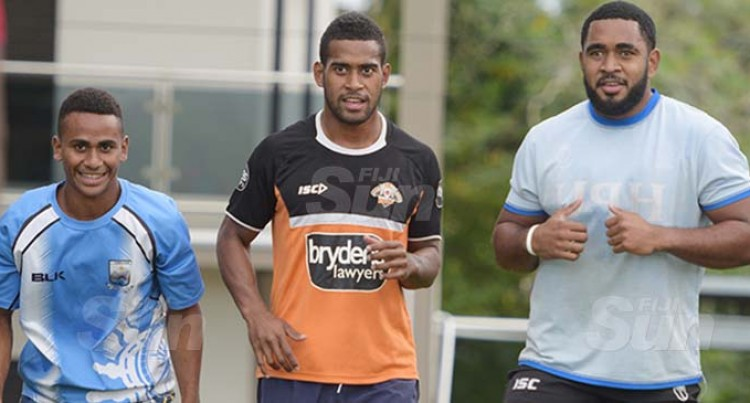 Nalaga Released To Play For Nadroga