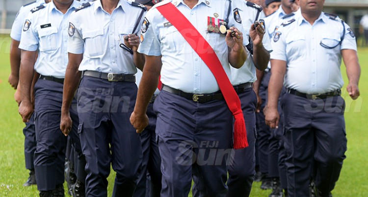 Basic Police Recruitment Pass Out Parade 2020 In Nausori