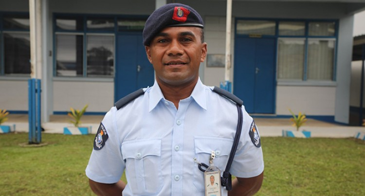 Fijian Cricket Star Joins Police Force