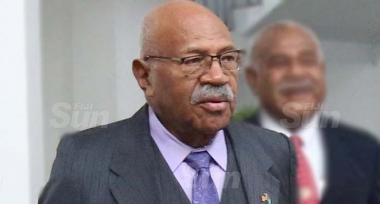 Rabuka Claims Budget Is Irresponsible, Rudderless And Deceiving