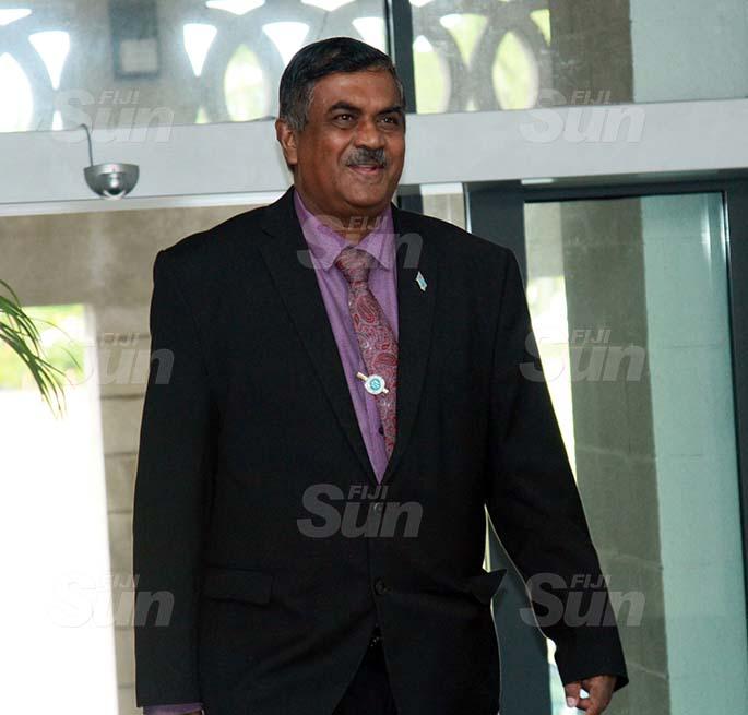Member of Parliament, Vijendra Prakash on July 30, 2020. Photo: Kelera Sovasiga