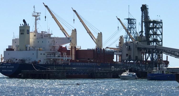 First Sugar Shipment Departs Thursday