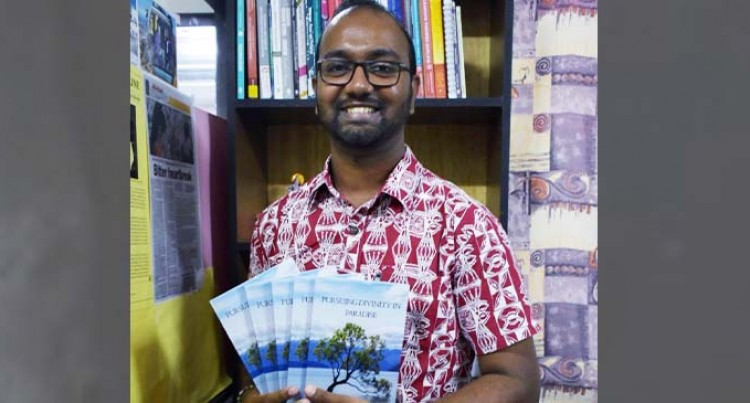 Fiji National University Academic Launches Third Book