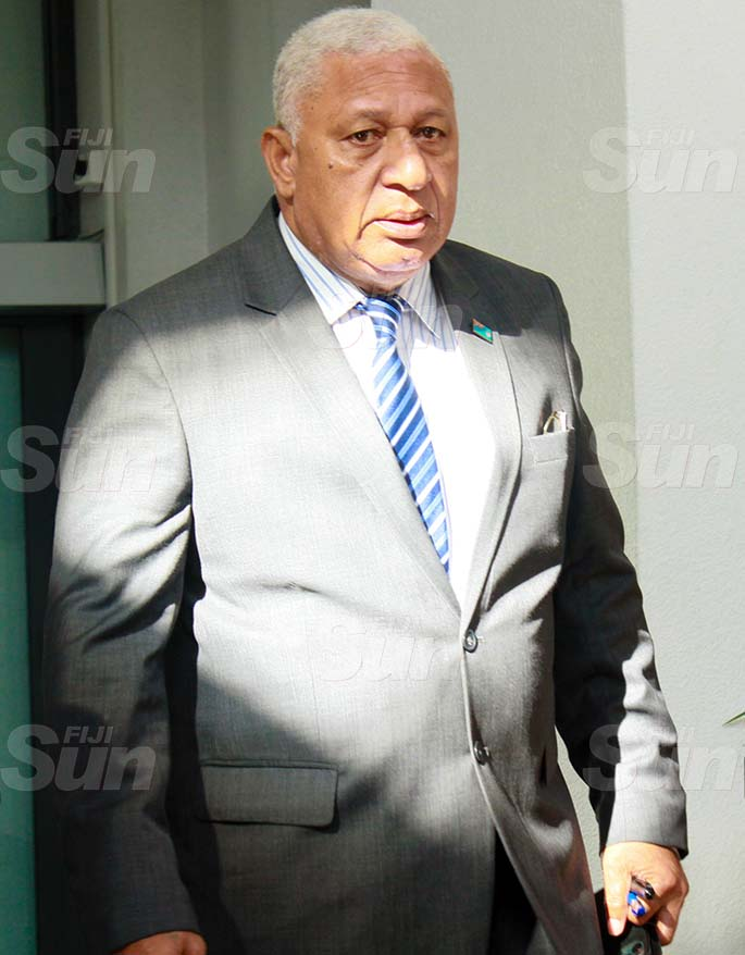 Minister for Fisheries, Semi Koroilavesau on July 31, 2020. Photo: Kelera Sovasiga