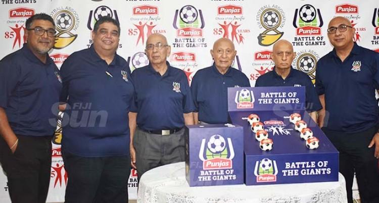 Punjas, Fiji FA Seal B.O.G Deal