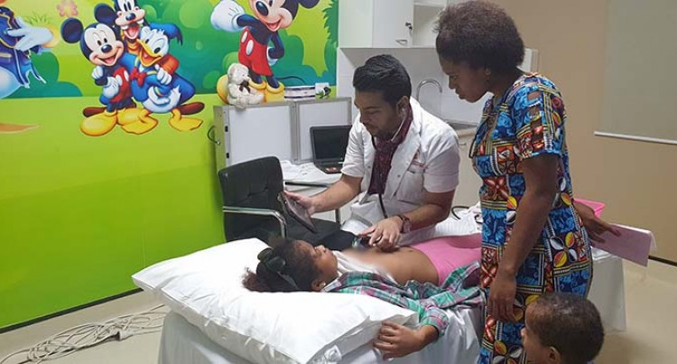Free Heart Screening, Medical Checks For Navua