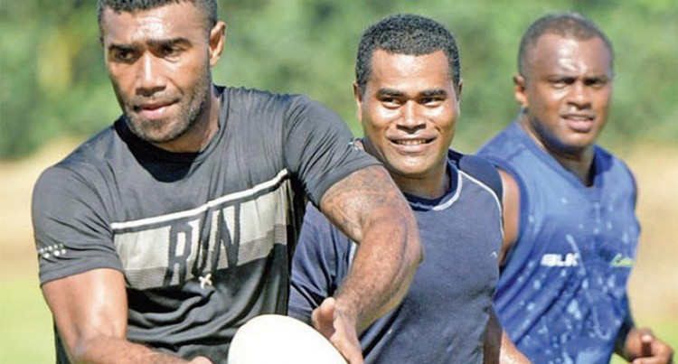 Tailevu: Train Or Out