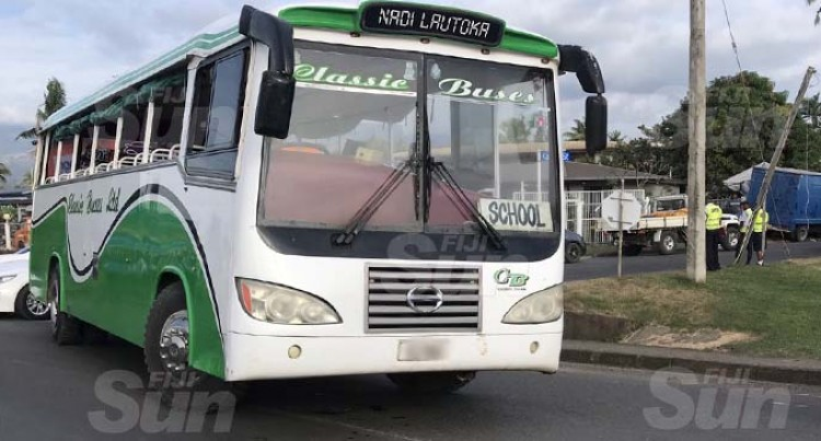 9-Year-Old In Hospital After Bus Accident In Lautoka
