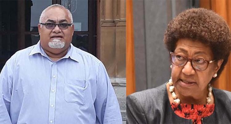 Ratu Epenisa For New President Of SODELPA?