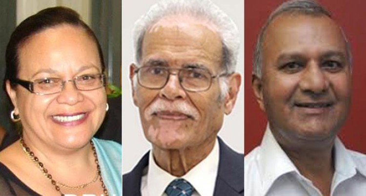 USP Saga: Thompson, Johansson, Khan Excluded From Executive Committee