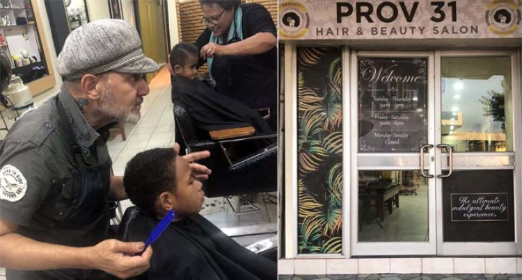 Bible-Inspired Salon In Nadi Offers Free Haircuts For Students