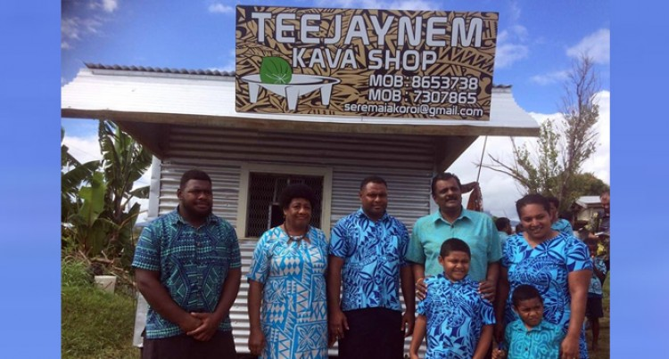 Grant Boosts Koroi's Kava Shop