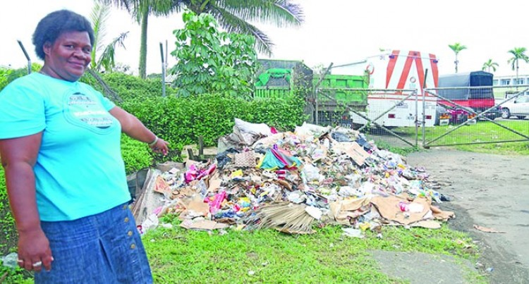 Household Rubbish An Eyesore At Valelevu