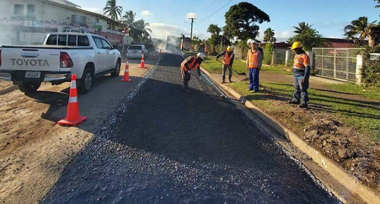 Fiji Roads Authority Making Progress In Capital