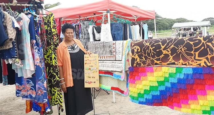 Vendor Urges Youths Not To Be Ashamed, Make A Living
