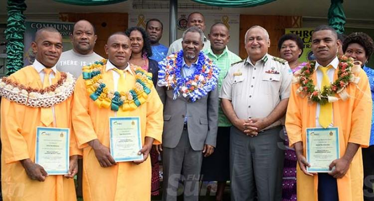 Ex-inmate Graduates, Furthers Studies At FNU