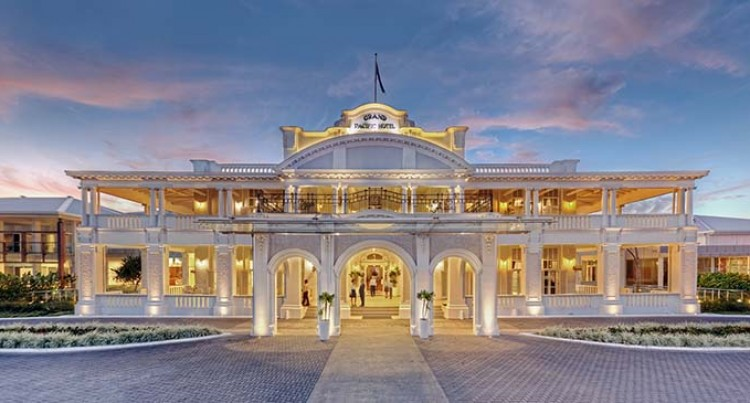 International Hotels Group Takes Over Grand Pacific Hotel
