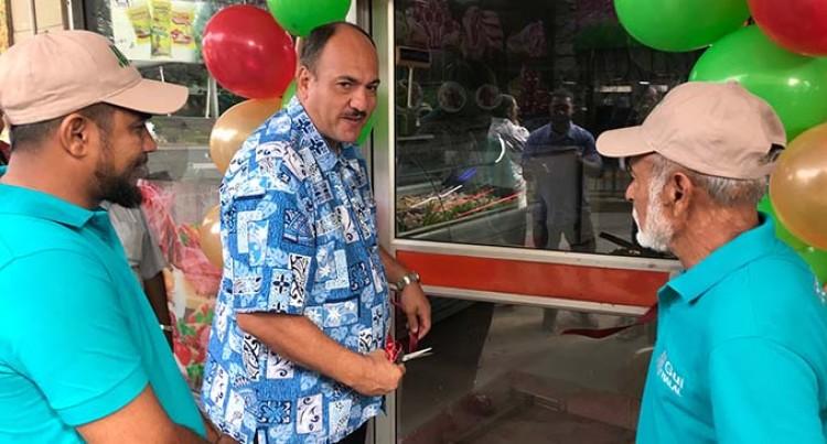 Gul Meats Opens $80,000 Butcher Shop In Nadi Town