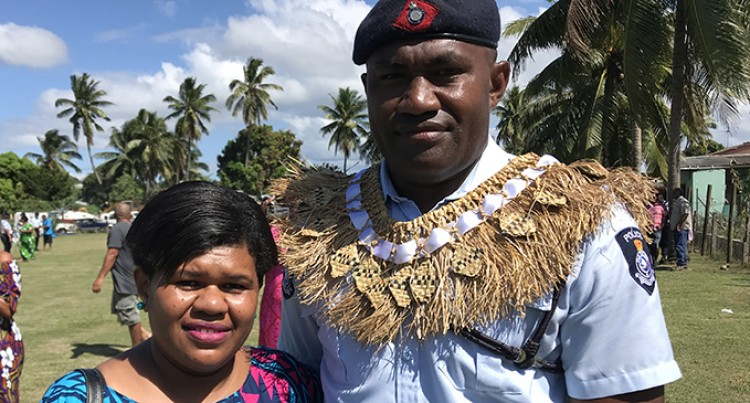 Biu Takes Long Road From School Drop-Out To Police Officer