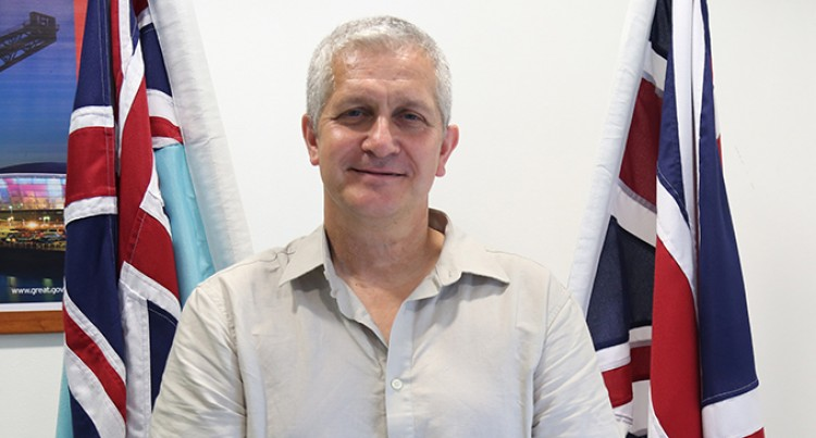 British High Commission In Fiji Welcome Their New Deputy High Commissioner