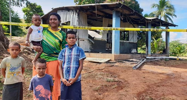 Stationery, School Uniforms Burnt In Lautoka Home Fire