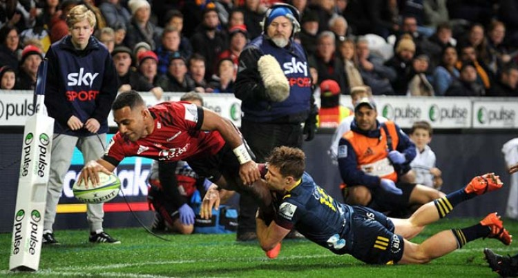 Crusaders: Blues 'Bloody Good'