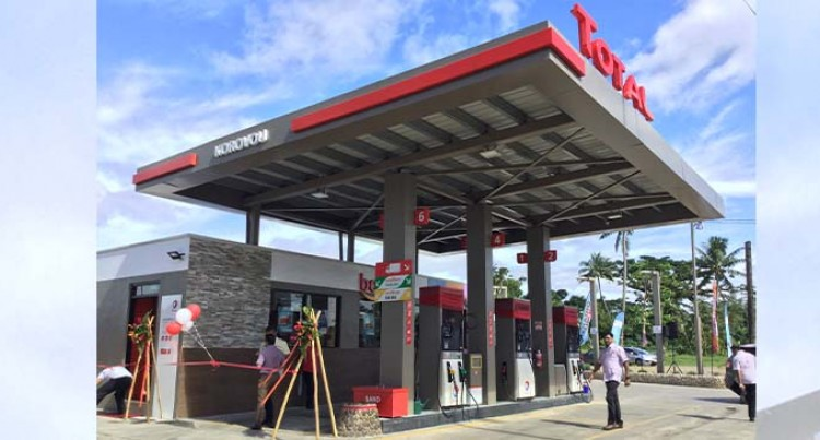 TOTAL Fiji Opens $1.2 Million Refurbished Service Station In Korovou Town