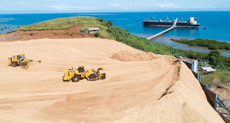 Fiji's $6M Woodchip Shipment To China-After Four And Half Years