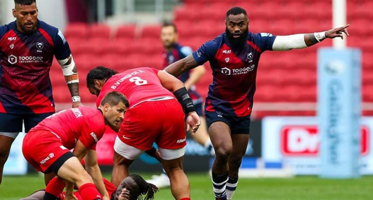 Radradra In Winning Debut For Bristol Bears